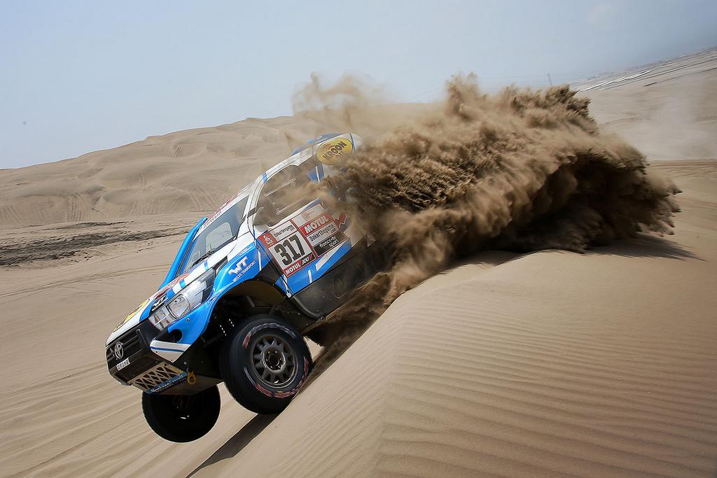 Erik van Loon klaar voor zijn tiende Dakar