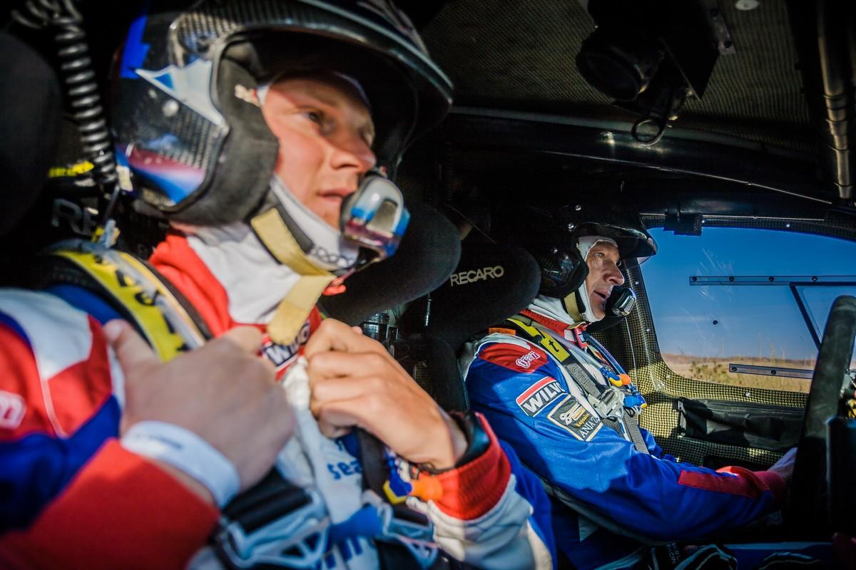 Van Loon begint rallyseizoen in Marokko