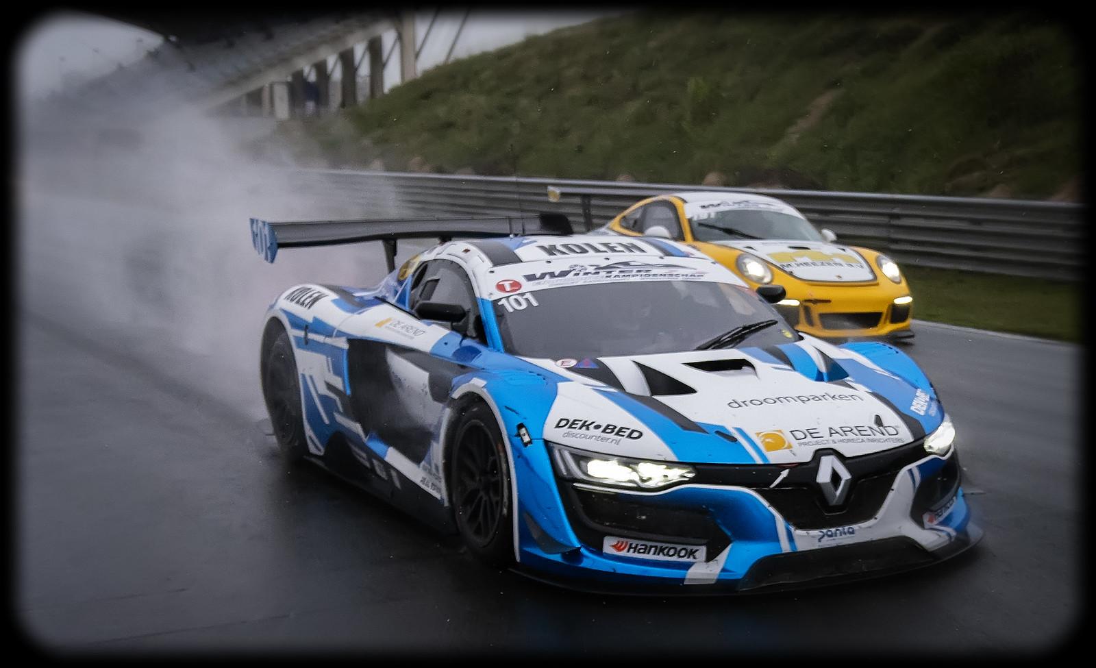 Van Loon start in eerste race op vernieuwd Zandvoort met R.S.01