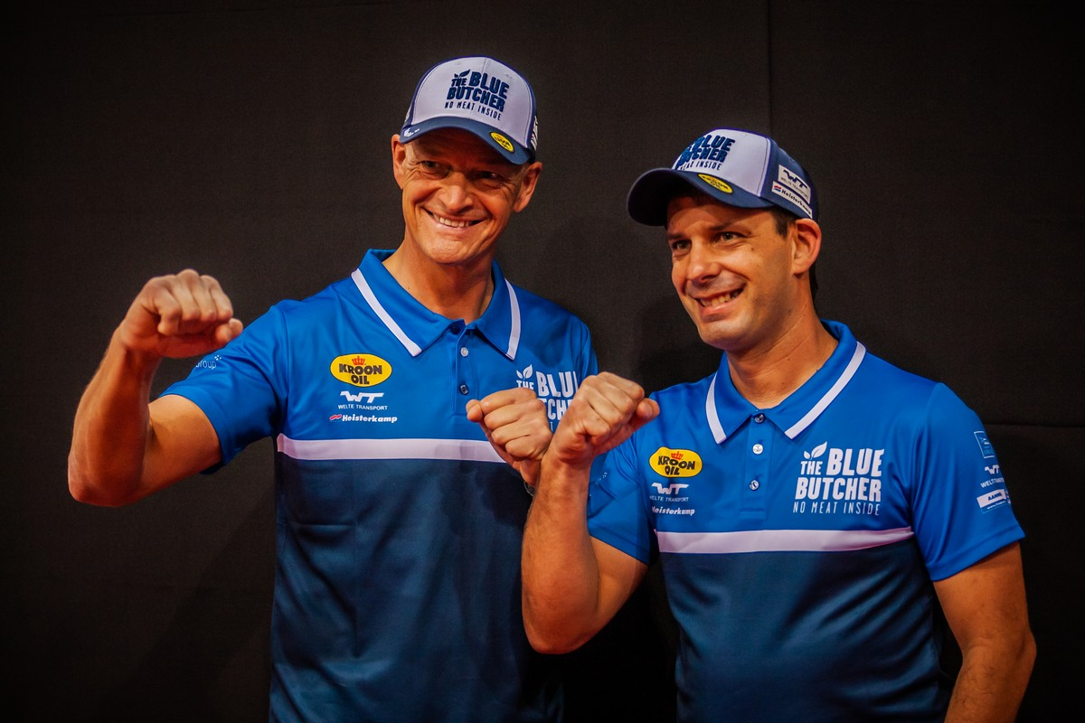 Van Loon bereidt zich voor op Dakar 2021 in Saudi-Arabië