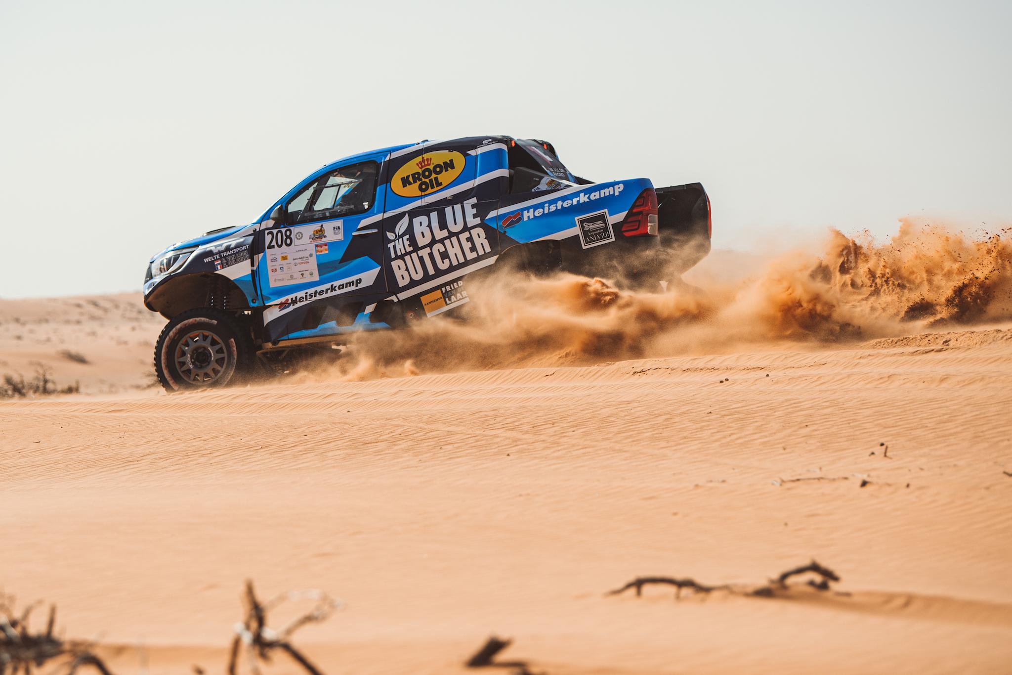 Van Loon klaar voor Dakar na prima laatste proef