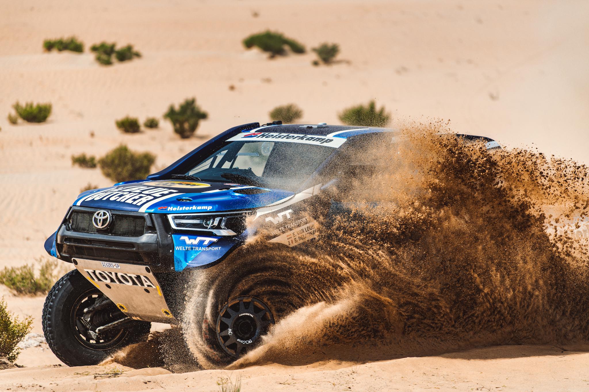Eerste etappe in Saudi-Arabië geannuleerd